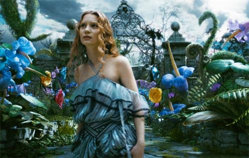Новый фильм Алиса в стране чудес с участием Джони Депп