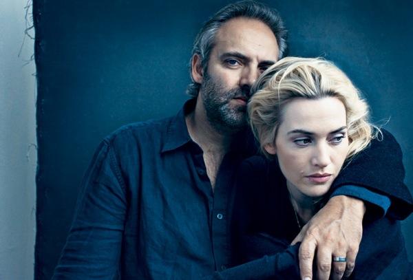 Кейт Уинслет Kate Winslet и ее бывший муж Сэм Мендес