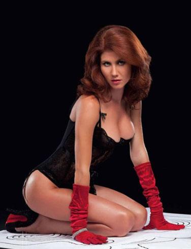 Анна Чапман проститутка