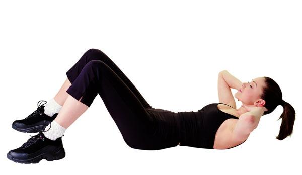 Упражнения чтобы быстро убрать живот после родов